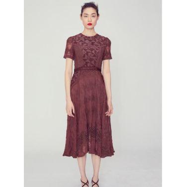 Rosy Dress(FAA5OP001)