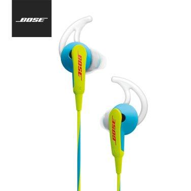 보스 SoundSport in-ear headphones - iOS models (NEON/BLU)