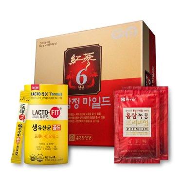 [종근당건강] 홍삼녹용/홍삼정100/홍삼정마일드 外 모음전