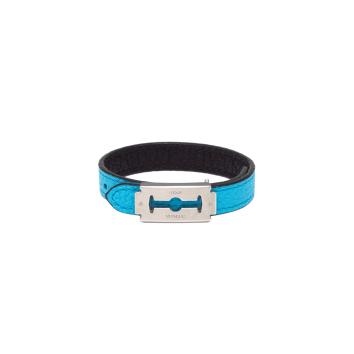 [vunque] vunque razor bracelet (분크 레이저 브레이슬릿) Turkish bule VQA91ST5111