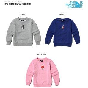 KIDS RIMO SWEATSHIRTS 키즈 리모 스웻셔츠 [NM5MJ52]