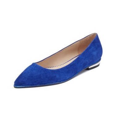 Velours flat(blue) DG1DX19527BLU / 블루
