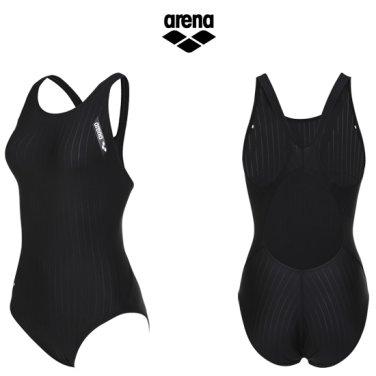 여성 일반 원피스 수영복 AVSPL03BLK