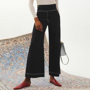 Wide Stitched Trouser (JC18SSPT03)