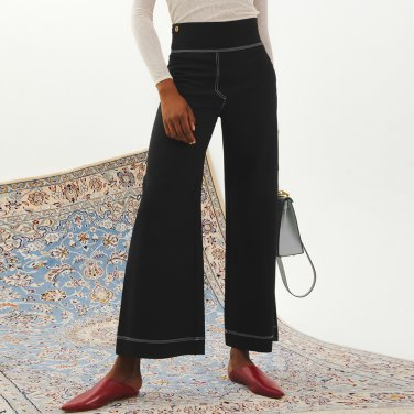 Wide Stitched Trouser (JC18SSPT03)
