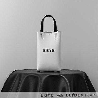 [비비와이비] BBYB BRUNI Micro Mini Bag (Titanium White) (09I3210BCH)