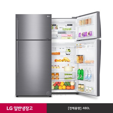 LG 일반냉장고 B477SM (480L/샤인)
