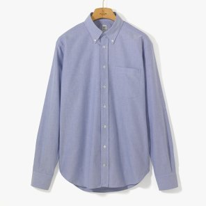 [TBRM]CLASSIC DRESS B.D SHIRT (SOLID 1) LIGHT BLUE/TB92M40007A84