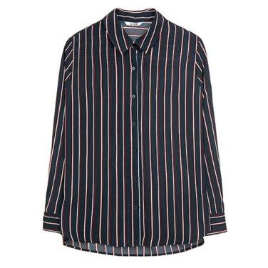 스트라이프 베이직 셔츠 TWWSTJ70070