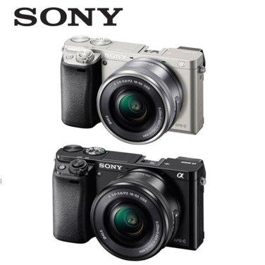소니 A6000 + SELP 16-50 mm OSS  + 가방 + SD8G