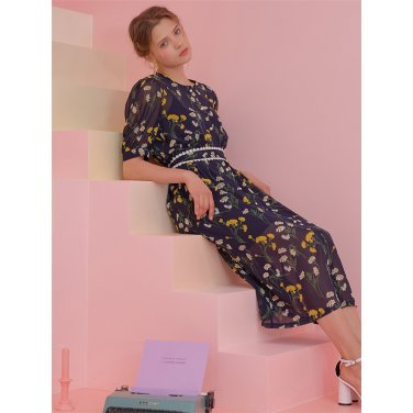 [일루스트리스일루전] DAISY DRESS SLIP SET