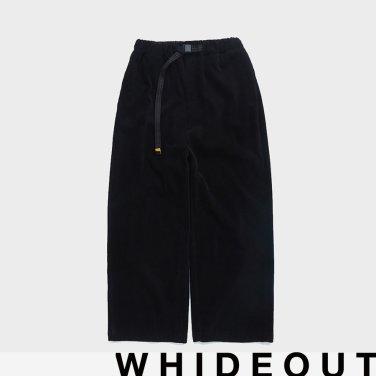 [하이드아웃][UNISEX] MODOO WIDE WINTER (BLACK)
