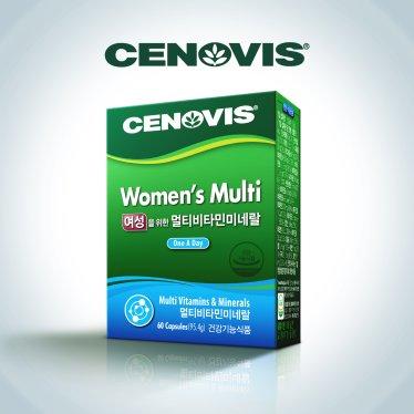 여성을 위한 멀티비타민 미네랄(호주)