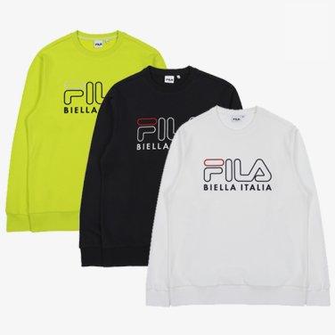 (공용) FILA 3D 로고 자수 스웨트 셔츠 3종 택1 (FS2POA30)(FS2POA3006X) (FS2POA3006X_3SKU