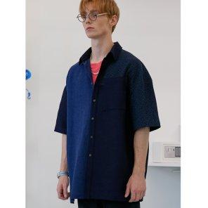 [테이즈]  Oversized Multi Fabric (19FWTAZE18E)