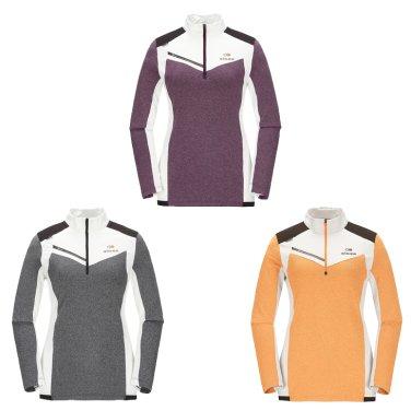 BLITS (블리츠) 여성 짚업 티셔츠  / 등산티,긴팔티 (DWU17204)