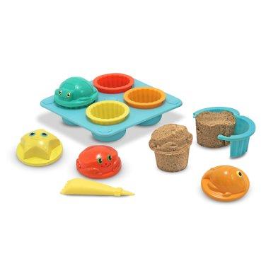 [멜리사앤더그] [멜리사앤더그]바다동물 모래놀이 컵케익 세트