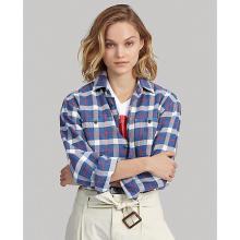 폴로 랄프 로렌 여성 플래드 셔츠(WMPOSHTN6810288B33)