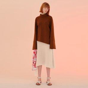 Sealing Skirt_Ivory (JC20SSSK25WH)