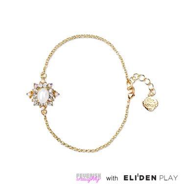 [피버리쉬앤너티] ROYALMATIC STAR SINGLE BRACELET-GOLD (RM1BR2)