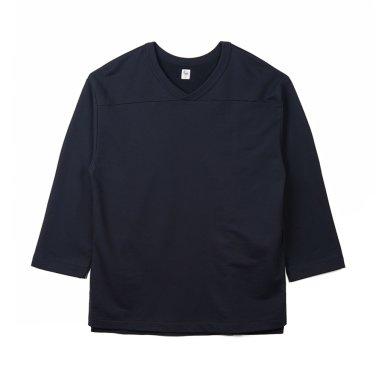 KAPTAIN SUNSHINE Football Shirt Taupe Grey