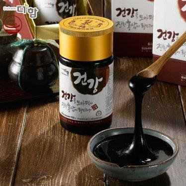 [더함] 건강 홍삼농축액100프로 /6년근/진세노사이드7mg/g