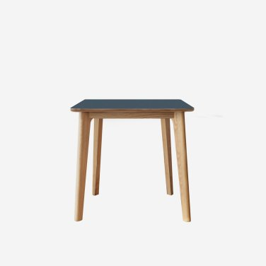 Lino Rounded Rectangle Leg Table