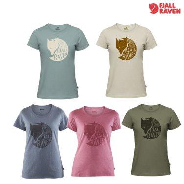 우먼 포에버 네이처 반팔 티셔츠 Forever Nature T-Shirt W -F192WHL07CT