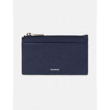 플랫 포켓 S 롱 카드지갑 - Blue (BE99A3W11P)
