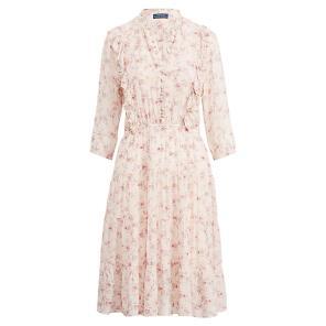 폴로 랄프 로렌 플로랄 거즈 드레스(WMPODRSN6810081D56)