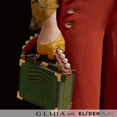 [그리다] GLIDA HIGHLIGHT STAGE Bag-Green (GPSH-04)