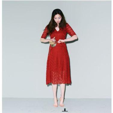 flamenco dress(FA2DRFL001)