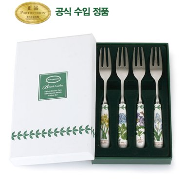 보타닉가든 과일포크 15cm 4p세트(BG)