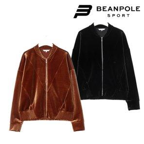 여성 벨로아 블루종 재킷 (BO9939C03)
