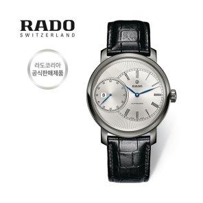 [스와치그룹코리아 정품] 가죽 시계 남성 시계 R14129136