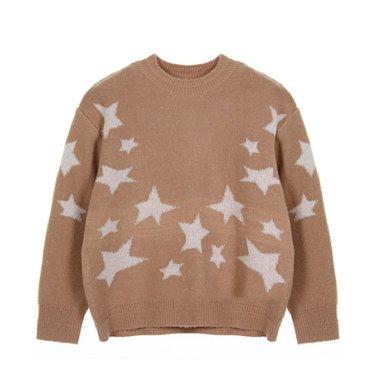 별 패턴 스웨터 TSKPOI80240