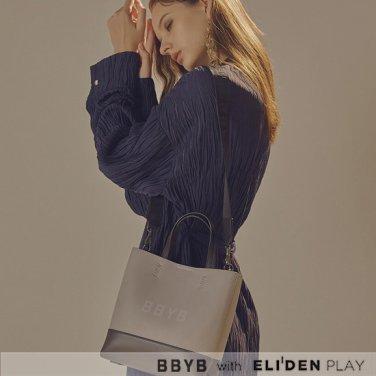 [비비와이비] BRUNI Small Tote Bag (Neutral Grey) (09I3210BAJ)