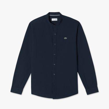(남성) 코튼 린넨 헨리넥 셔츠 CH720E-19B_9N0_KR217