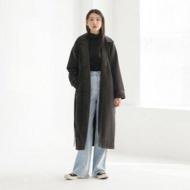 Formal Padding Coat - Black