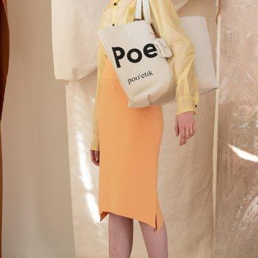 Season Colored Arch Skirt [Fiesta Yellow] (JC19SS2ArchSKFY)