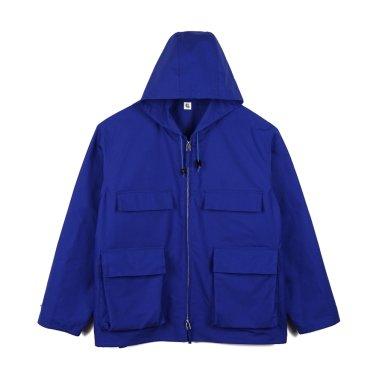 KAPTAIN SUNSHINE Beach Jacket Blue