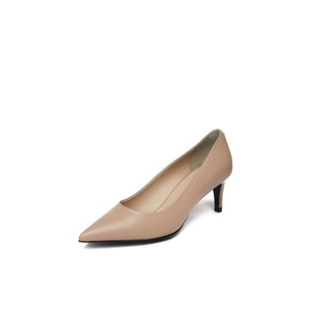 Pointed toe pumps(beige)DG1BX20001BEE