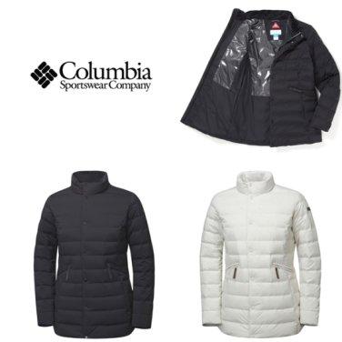 컬럼비아 여성 스냅형 경량 구스다운CX4-YL3773