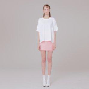 Detail T-shirt 002 White