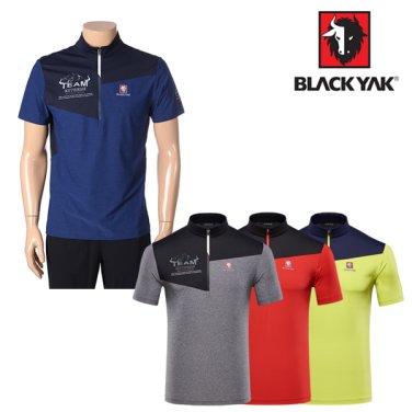 봄/여름 남성용 등산기능성 반팔티셔츠 B3XU8티셔츠S-1-ELBON
