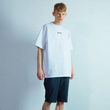 Lettering t-shirt 003 White