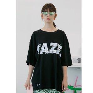 [테이즈]  Dotted Logo T-shirt_2 Color Options(19FWTAZE05E)