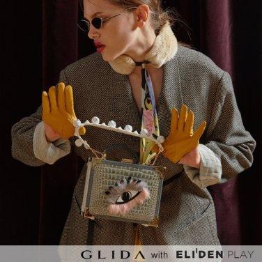 [그리다] GLIDA HIGHLIGHT STAGE Bag-gray (GPSH-03)