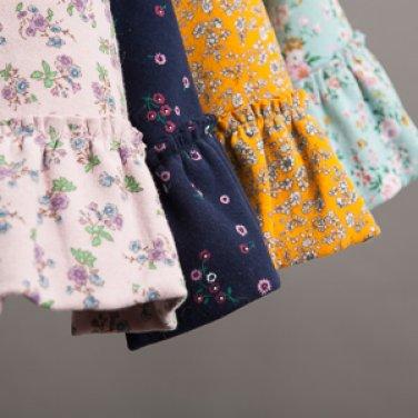 보타니컬 드레스 (4color)