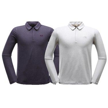 남성 WARM-BIZ 폴로 티셔츠 (KMU19231EL)